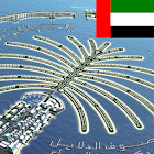 Dubai Hotel booking icon