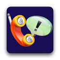 Ring Duration call timer icon