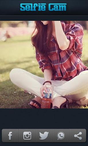 【免費攝影App】Selfie Camera-APP點子