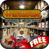 Warehouse Hidden Objects