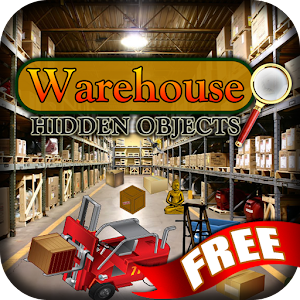 Warehouse Hidden Objects for PC and MAC