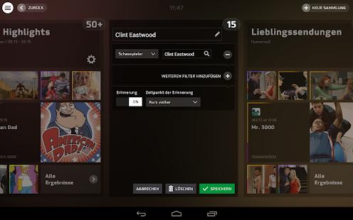 HD+ TV-Programm Guide - screenshot thumbnail