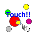 Touch as directed icon