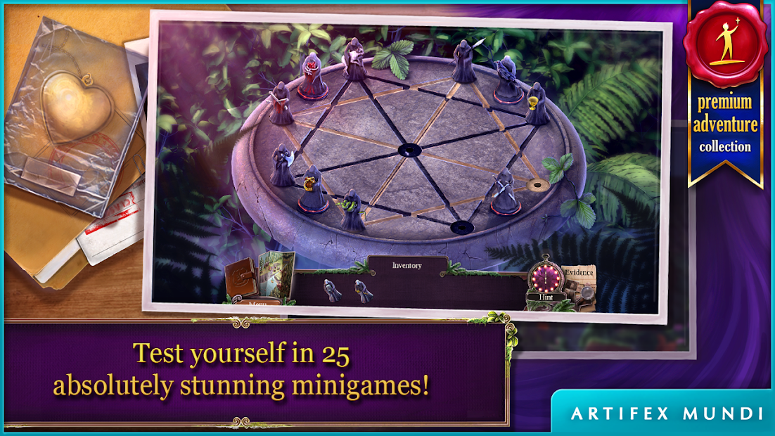 Enigmatis 2: The Mists of Ravenwood screenshot 11
