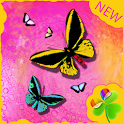 GO Launcher EX Theme Butterfly icon