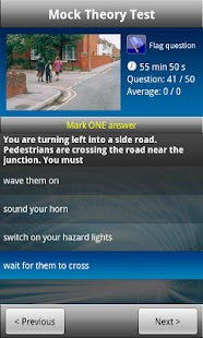 Driving Theory Test - UK Car - screenshot thumbnail
