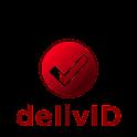delivID logo