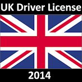 UK Driver License Test 2014