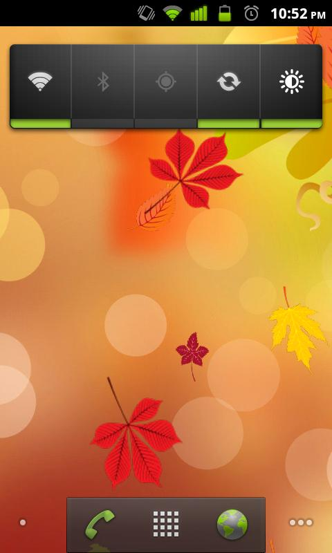 Autumn Leaves Fall Season - screenshot