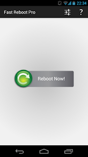 Fast Reboot Pro- screenshot thumbnail
