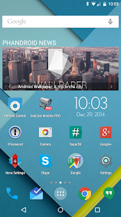 Phandroid News for Android™- screenshot thumbnail
