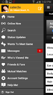 BlackFling - Black Dating App- screenshot thumbnail