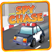 Spy Chase - Race Action