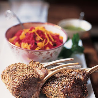Spice-Crusted Rack of Lamb Recipe