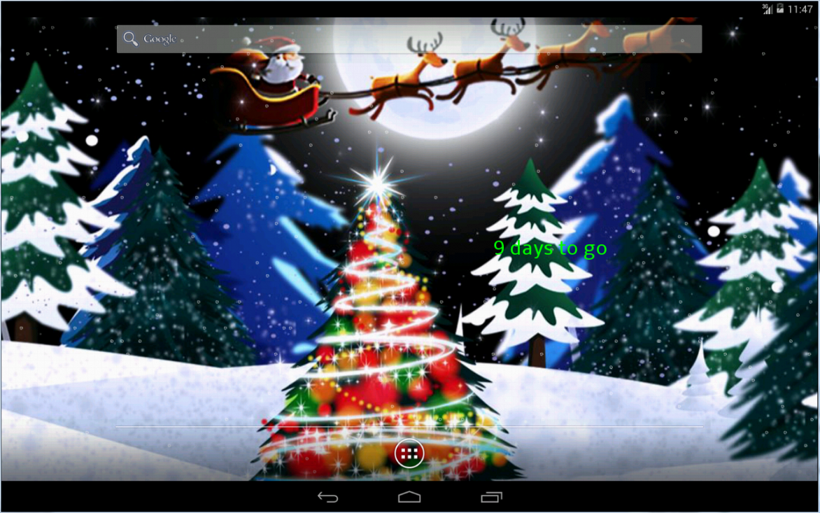 Days To Christmas Free  Android Apps on Google Play
