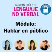 ELNV. Hablar en público