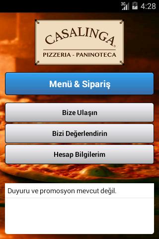 Casalinga Pizzeria