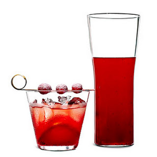 Cranberry Shrub