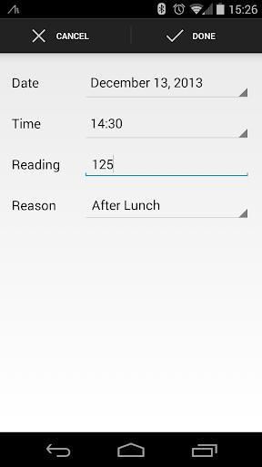 【免費醫療App】Glucose Tracker-APP點子