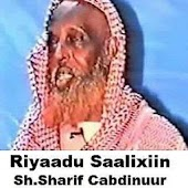 Riyaadu Saalixiin
