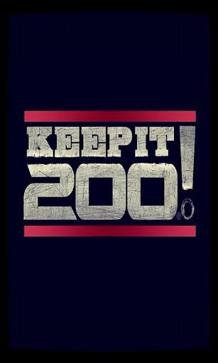 Keepit200 Phase II
