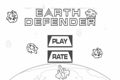 【免費街機App】Earth Defender-APP點子