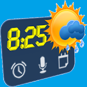 Talking Alarm Clock Harmony v4