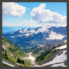 Mountain View Live Wallpaper icon