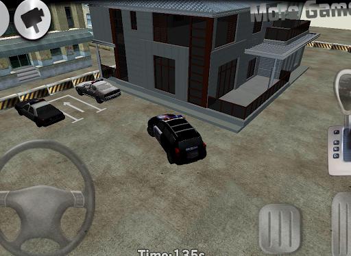3D Police Car Parking 1.4 screenshots 7