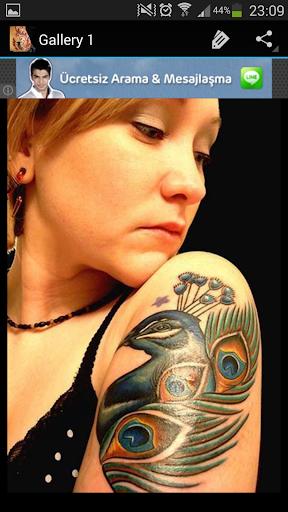 玩免費生活APP|下載Tattoo Gallery app不用錢|硬是要APP
