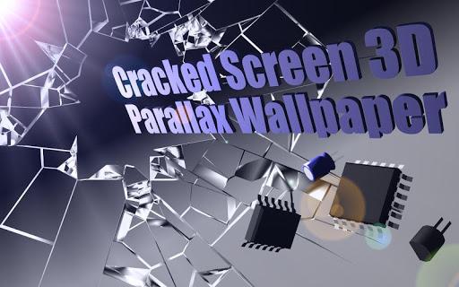 Cracked Screen Gyro 3D Parallax Wallpaper HD 1.0.5 screenshots 8