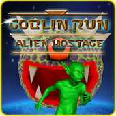 Goblin Run Alien Hostage