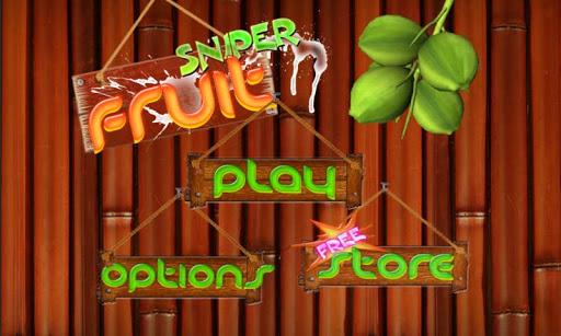 Fruit Sniper Free
