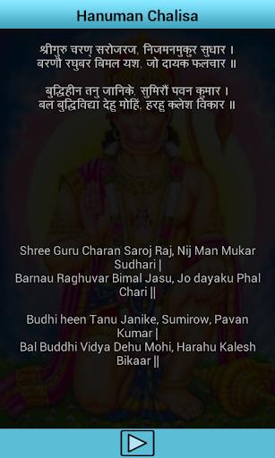 Hanuman Chalisha Lyrics Audio
