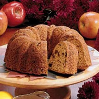 Mincemeat Apple Cake.