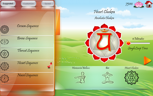 chakra yoga and meditation  apps on google play