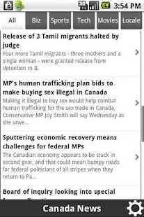 News Canada - screenshot thumbnail
