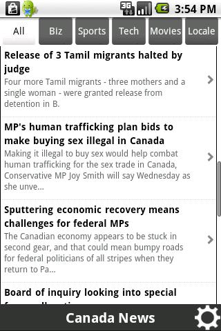 News Canada - screenshot