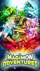 Magimon Adventures 3.0.0 (Unlimited Coins) MOD Apk 1