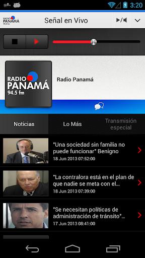Radio Panamá para Android