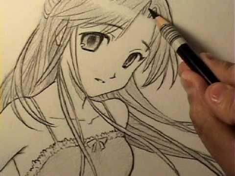 How to Draw Manga Screenshot
