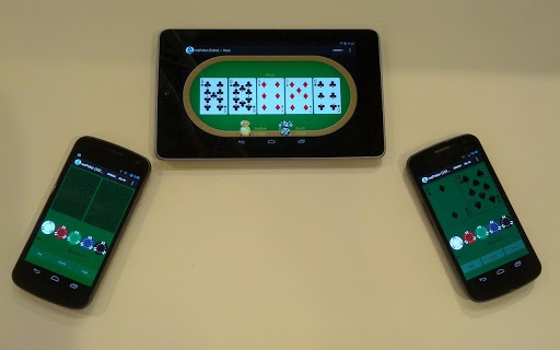 wePoker - SmartWatch Extension