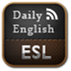 ESL Daily English - ESLPod icon