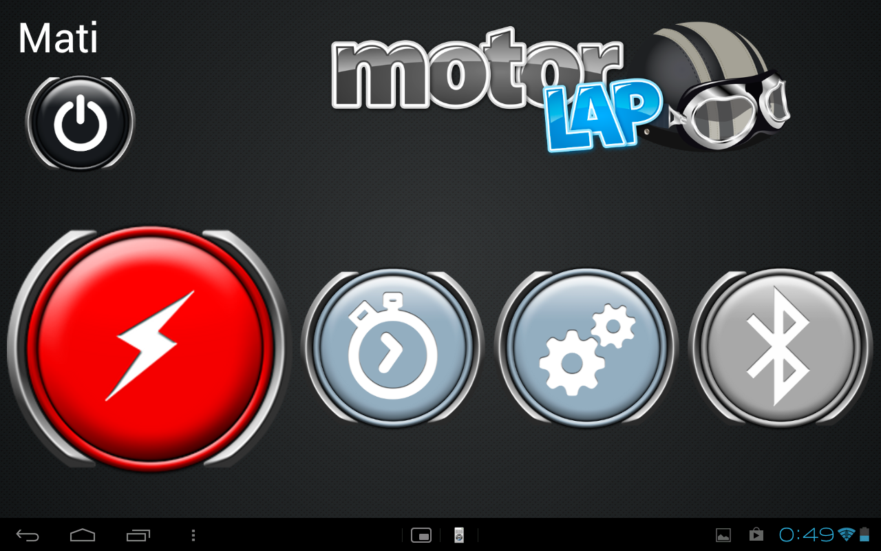 Motorlap- screenshot