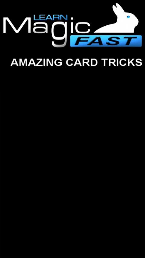 Learn Magic Card Tricks- screenshot