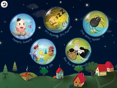 Cute Nursery Rhymes, Poems & Songs For Kids Free- screenshot thumbnail