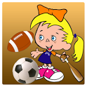 Kids Sports Names icon
