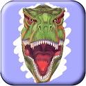 Dinosaur Scratch for Kids icon