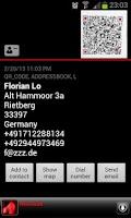 Screenshot of QR Barcode scanner +Flashlight