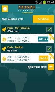 Easyvoyage : Comparateur - screenshot thumbnail